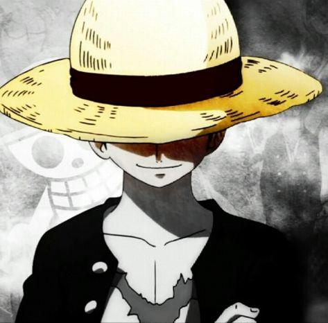 Monkey D Luffy Straw Hat Luffy Badass One Piece One Piece