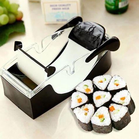 Kit Sushi Maki Avec Images Comment Rouler Des Sushis Sushi