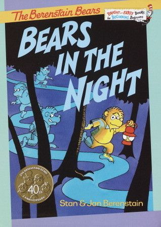Pdf Download Bears In The Night By Stan Berenstain Free Epub Berenstain Bears Favorite Books Childhood Books