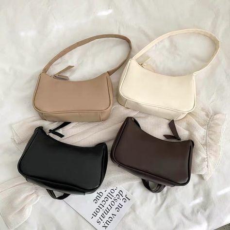 Trendy Handbags, Small Handbags, Purses And Handbags, Vintage Bags, Vintage Handbags, Vintage Outfits, Mini Purse, Mini Bag, Fashion Bags