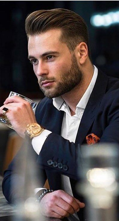 The Best 45 Hairstyle For Men See Before You Go To The Hairdresser Page 4 Of 45 Hotcrochet Com Mens Hairstyles Short Mens Hairstyles Medium Long Hair Styles Men
