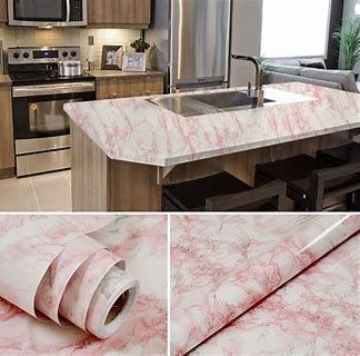 Image Result For Vinyl Cabinet Wraps Before And After Kitchen Design Open Countertops Kitchen Cabinets