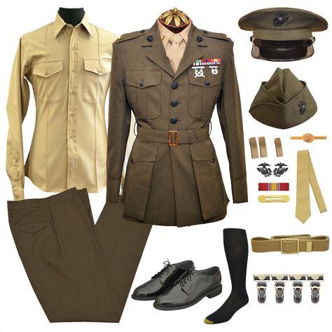 USMC Male Officer Commissioning Alpha Uniform | The Marine Shop