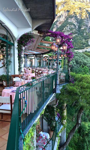 Hotel Il San Pietro Di Positano Amalfi Italy Italy Vacation Places Beautiful Places