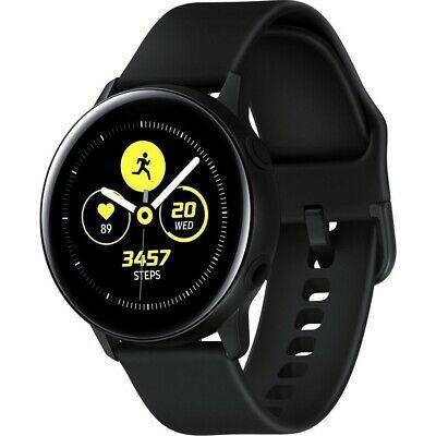 Samsung Galaxy Watch Active 40mm Black Bluetooth In 2020 Samsung Galaxy Black Bluetooth Samsung