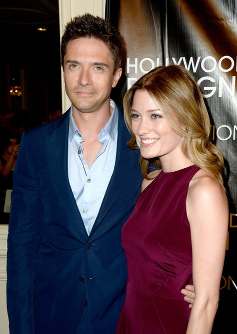 Topher Grace Ties the Knot With Ashley Hinshaw! | Ashley hinshaw, Actresses  and Celebrity