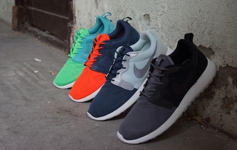 "timeless design bda67 d1f34 Nike Roshe Run Hyperfuse QS ""Vent"" Pack (Release Reminder) - KicksOnFire.com"