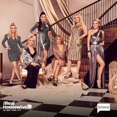 The Real Housewives Of New York City Returns To Bravo For Season 12 On April 2 Watch The Official Trailer Cast Bios And Photos Here In 2020 Housewives Of New York Real Housewives Premiere