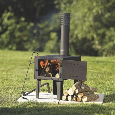 Outdoor Wood Burning Stove Www Kotulas Com Free Shipping Camping Wood Stove Wood Burning Stove Outdoor Cooking Stove