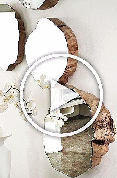 Mirrors Home Decor Idee Decoration Salle De Bain Miroir Forme Sur Mesure Read More In 2020 Decor Home Decor