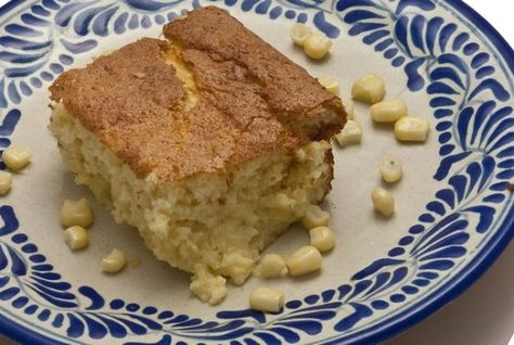 Blissful Corn Torte : Pati's Mexican Table