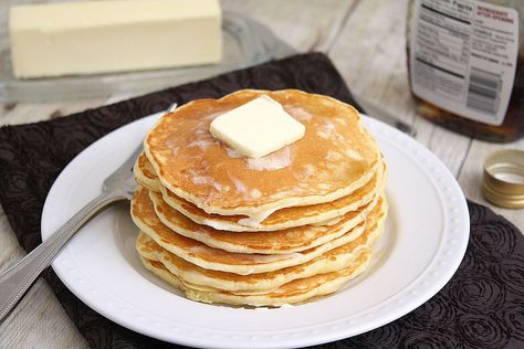 Best Buttermilk Pancakes...