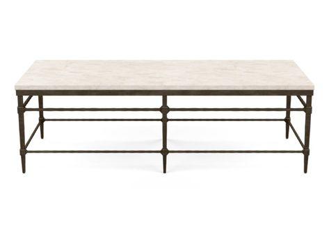 Vida Stone Top Coffee Table Table Table Furniture Coffee