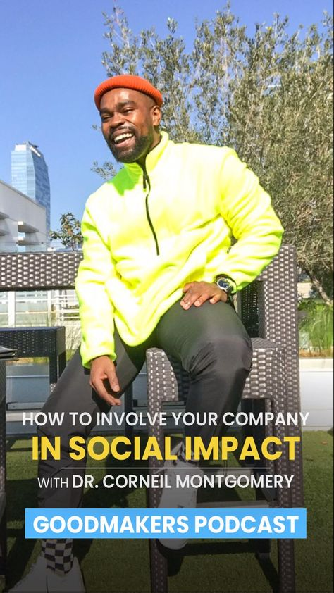 How to get your company involved in social impact!