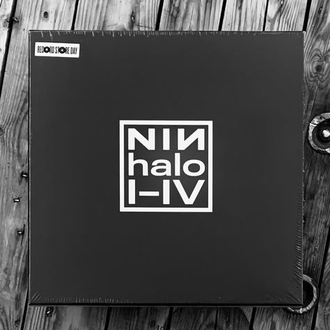 The Bicycle Music Company   Limited Edition of 3.400  #nin #nineinchnails