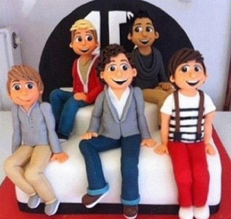 I LOVE 1D AND THIS CAKE!