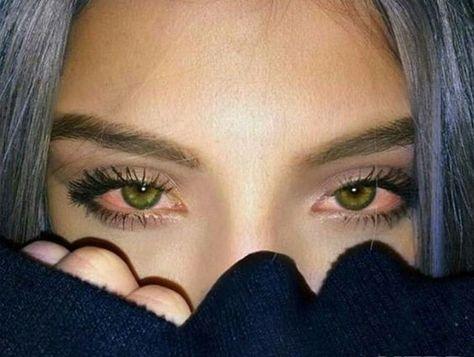 high eyes