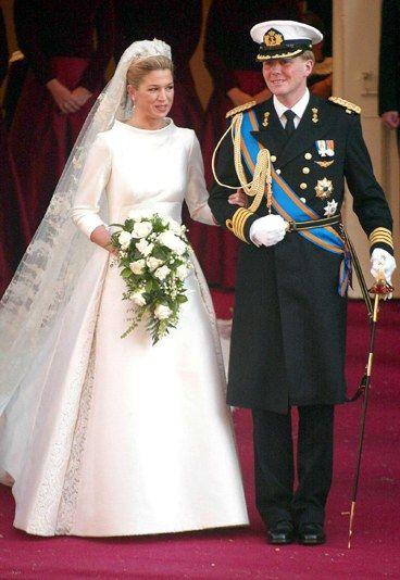 Brautkleid von prinzessin maxima