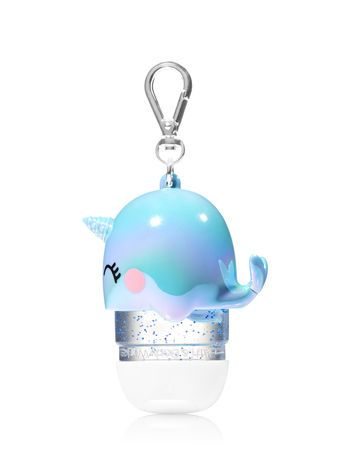 The Cutest Little Blushing Narwhal From Bath Body Works Bath