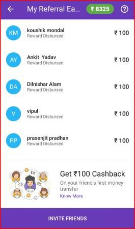 Refer And Earn Phonepe Best