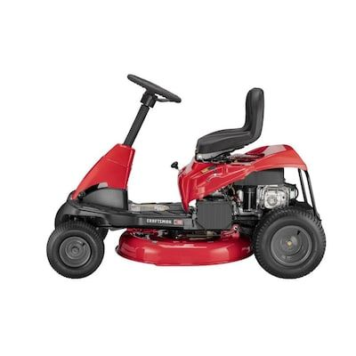Shop Gas Riding Lawn Mowers Craftsman R110 10 5 Hp Manual Gear 30 In Riding Lawn Mower With Mulching Capability Included Carb In 2020 Craftsman Riding Lawn Mower Lawn Mower Riding Lawn Mowers