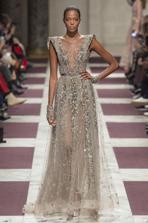 Haute in Paris: ZIAD NAKAD Fashion Week Recap