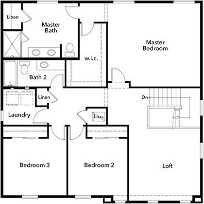 Plan 2345 – New Home Floor Plan in Falling Water by KB Home ... National Park Home Plans on island homes plans, square homes plans, grand homes plans, forest homes plans, mitchell homes plans, manufactured homes plans, wood homes plans,