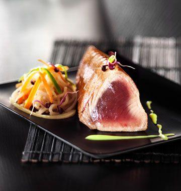 Mer Enn Bra Ideer Om Longe De Thon På Pinterest Haute Cuisine - Cuisine moleculaire paris