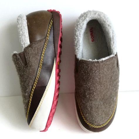 Sorel Shoes   Sorel Mackenzie Snow Slip
