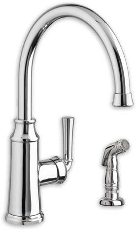 Portsmouth Single Handle Kitchen Faucet