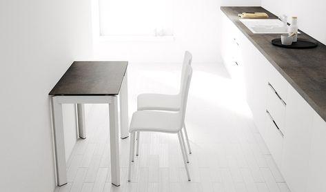 Mesa cocina POKER, catálogo Muebles ANTOÑÁN, del fabricante ...