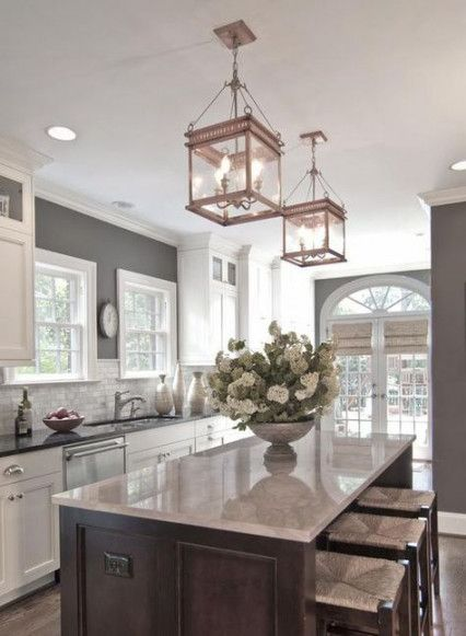 16 Best Ideas For Kitchen Decor Traditional Counter Tops Kitchen Inspirations Beautiful Kitchens Sweet Home