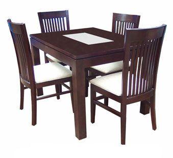 meja makan minimalis yang sederhana | ide dekorasi rumah