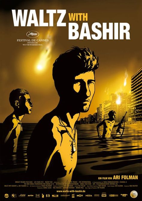 Vostfr Waltz With Bashir Film Complet Streaming Vf En Francais
