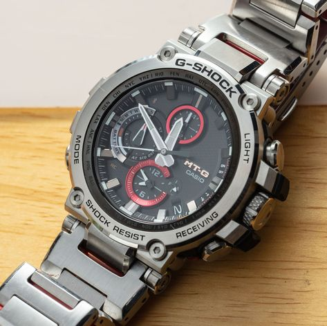 ladies watches - G-Shock / Wrist Watches / Watches: Clothing, Shoes & Jewelry G Shock Watches Mens, Mvmt Watches, Best Watches For Men, Citizen Watches, G Shock Men, Fossil Watches, Stylish Watches, Luxury Watches, Cool Watches