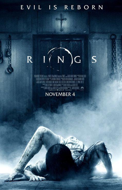 Rings [] [2016] [] http://www.imdb.com/title/tt0498381 [] [] [] official trailer [93s] https://www.youtube.com/watch?v=kOf7Ka6ztas [] [146s] https://www.youtube.com/watch?v=7P0jR-g99Vs [] [] [] boxoffice take http://www.boxofficemojo.com/movies/?id=rings.htm [] [] []