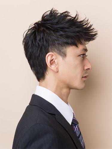 丸顔 ショートヘア メンズ特集 メンズファッションメディア Otokomae メンズ ヘアスタイル 美髪 髪型 メンズ