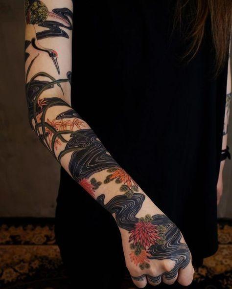 Black Tattoos, Body Art Tattoos, Tatoos, Yakuza Tattoo, I Tattoo, Tattoo Collection, Face Tats, Tattoo People, Permanent Tattoo