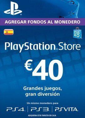 Tarjeta Playstation Network 40 España Es Este Pin Contiene Un Enlace De Afiliado A Amazon Y Playstation Tarjetas De Regalo Pancartas De Feliz Cumpleaños