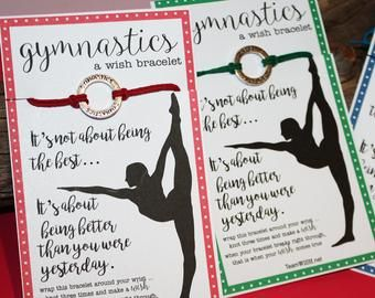 It/'s Not About Being the Best ...Pick Your Color...Great for Team Gifts 18 CHEER WISH BRACLETS.. Birthday Favors and More!