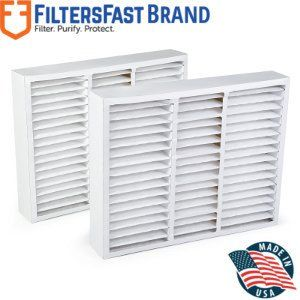 Filtersfast Compatible Replacement For Bryant Filxxcar0120 Merv 13 Filter 2 Pack 20 X 25 X 5 Actual Size 19 7 8 X 24 7 8 X 4 3 8 Review Honeywell Merv Air Purifier Reviews