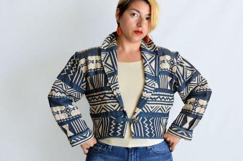 Vintage Southwestern Jacket by Flaskback