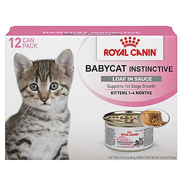 Royal Canin Baby Cat Instinctive Kitten Food 12ct Kitten Food