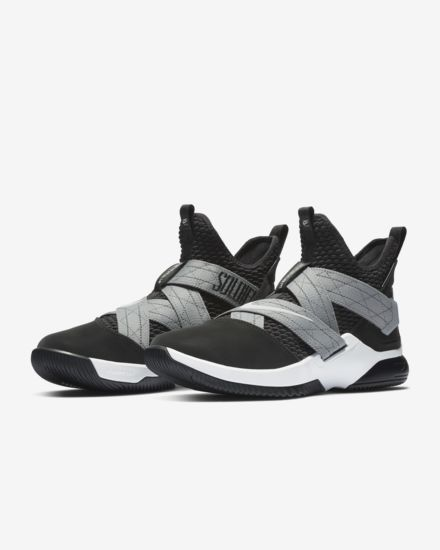 size 40 3b94a 894fc Nike Basketball Shoe LeBron Soldier 12 SFG in 2019 | Sleek ...