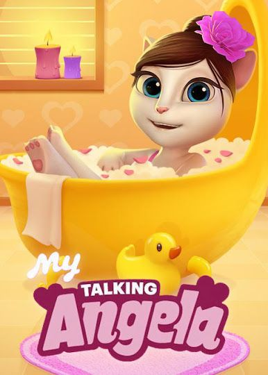 My Talking Angela apk download from MoboPlay