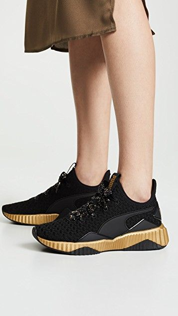 b2397c1b Defy Sparkle Sneakers in 2019 | Shoes | Sneakers, Puma Sneakers ...
