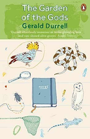 Kindle The Garden Of The Gods The Corfu Trilogy Gerald Durrell Got Books Beloved Book