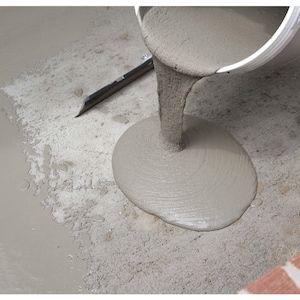Sakrete Flo Coat Cement Gray For Use With Concrete And Resurfacer 40 Lb Lowes Com Concrete Resurfacing Diy Stained Concrete Floors Diy Concrete Stain