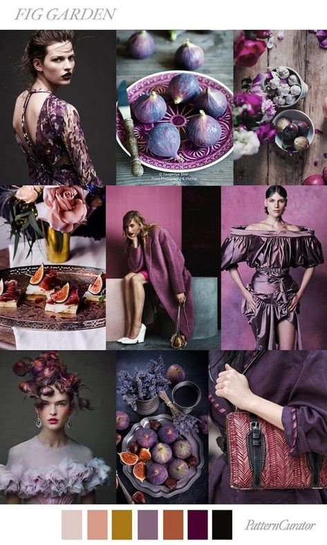 Our FV contributor and friend, Pattern Curator curates an insightful forecast of mood boards & color stories. They are collectors of images and photos to offer print, pattern and color trends. Each of #FashionTrendsBoard