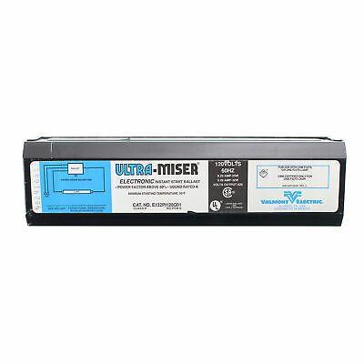 Details About Ultra Miser E132pi120g01 Fluorescent Ballast 1 Lamp T8 F32t8 32w 120v In 2020 Ballast Fluorescent Fluorescent Light Bulb